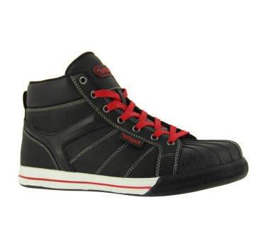 Chaussure de sécurité haute Trendy S1 P SRA taille 44 42524 -KAPRIOL