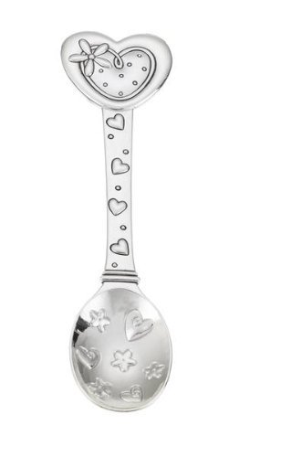 Ganz Baby Spoon - Heart (Small Decorative Spoons compare prices)