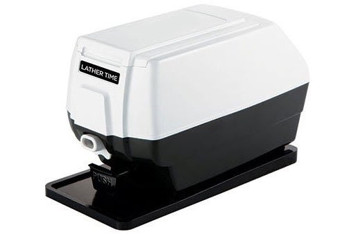 Lather Time Professional Hot Lather Machine by Burmax