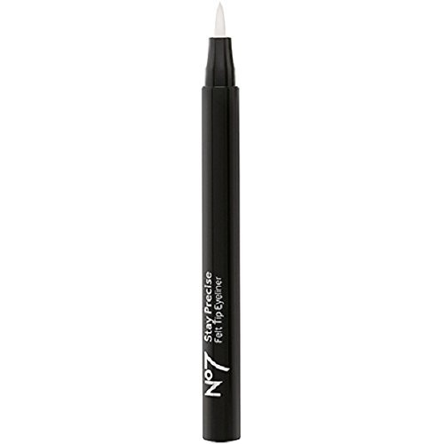 BOOTS No7 Stay Precise Felt Tip Eye Liner Brown