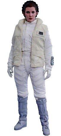 Star Wars Hot Toys Episode V The Empire Strikes Back Princess Leia 1/6 Scale Figure