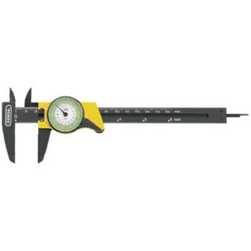 "General Tools and Instruments - 142 - 6"" PLASTIC DIAL CALIPE"