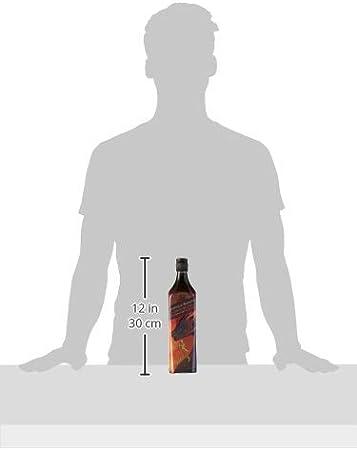 Johnnie Walker Song of Fire Whisky Escocés, Edición limitada Juego de Tronos: Casa Targaryen – 700 ml