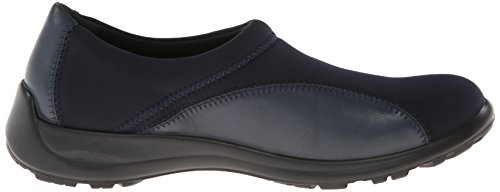 Flexus By Spring Step Womens Willow Flat Navy