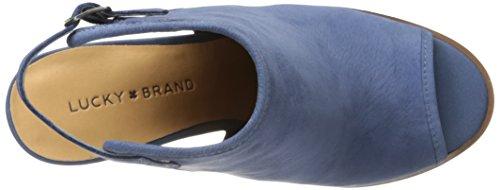 Brand Bleu Lucky Pierre Femme Brand Lucky Frauen pour US Escarpins 7SgaZq