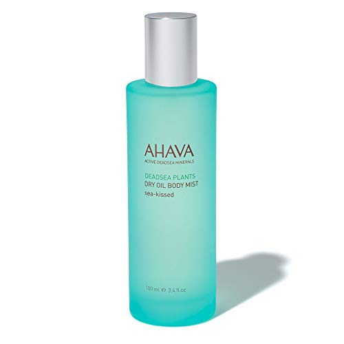 AHAVA Dry Oil Body Mist, Sea-Kissed, 3.4 Fl Oz