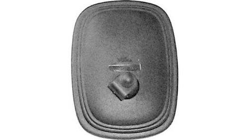 Espejo retrovisor principal y carcasa de retrovisor manual UNIVERSAL RECTANGULAR - lado izquierdo/derecho - plano IPARLUX