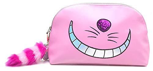 Difuzed Disney Make Up Bag Cheshire Cat (Alice in Wonderland) Borse
