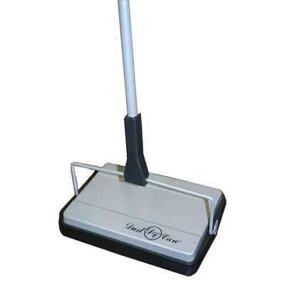Dustcare - Leichtgewichtige Kehrmaschine für Teppich und Harte Böden