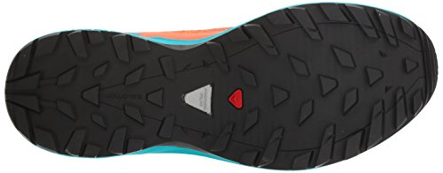 Salomon Bluebird Orange Xa Traillaufschuhe Dunkelviolett Black 8 W 000 Damen Elevate Nasturtium UK U8vx5Tq8rw