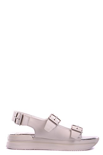 Sandals Hogan MCBI148066O Leather Women's White x1xRfTwF