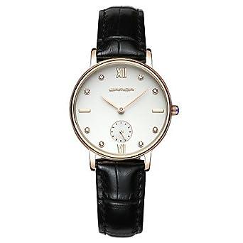 HWCOO Sanda Mujer Reloj de Vestir Reloj de Moda Reloj de ...