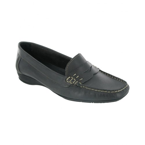 Damen Coates Hellbraun Loafers Cotswold Schuhe 754AqAw