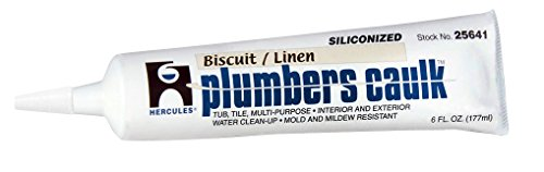 Oatey 25641 Hercules 6-Ounce Biscuit Tube Plumber's ()