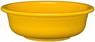 product image for Homer Laughlin Fiesta Large 1 quart Vegetable Bowl, Daffodil