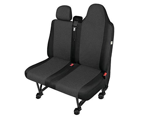 2014 Stoff Front Sitzbez/üge Sitzschoner 3 Sitzer Fahrersitzbezug Doppelbank ab BJ