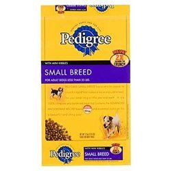 15.9LB SM Bree Dog Food by Pedigree