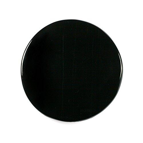 CrystalAge Black Obsidian Scrying Mirror - Small