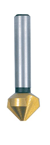 Ruko 102119T Countersink/Deburring Tool DIN 335 High-Speed Steel/Titanium Nitride/Diameter 16.5 mm