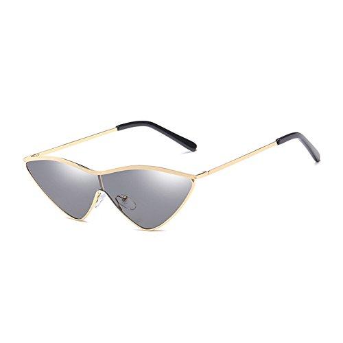de Ojo sol elegantes sexy tonalidades mujeres de gafas de sol CJ7771 Gafas gafas mujer UV400 CJ7771 de de C6 Sunglasses C1 nuevas Señor para Gafas Gato TL sol wXZ6Yxa