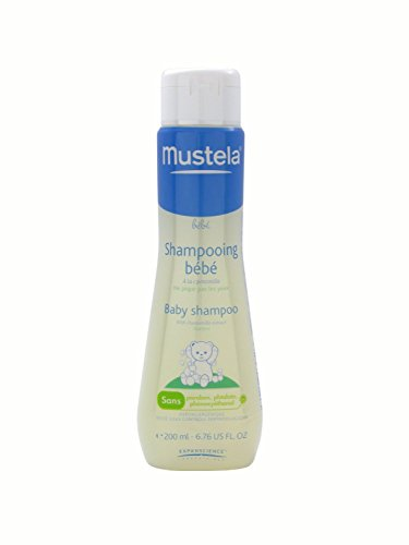 Mustela Bebe Shampooing 6,76 fl oz (200 ml) - 2-pack
