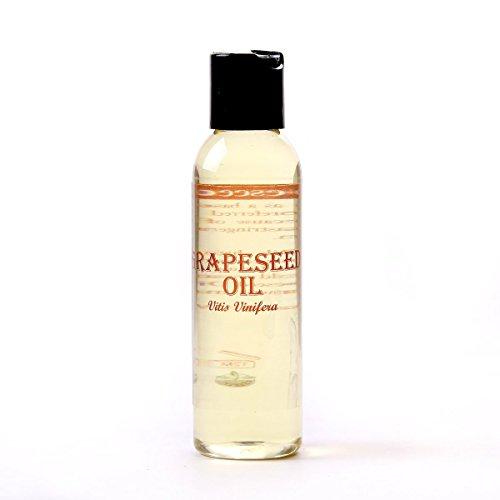Grapeseed Carrier Oil - 125ml - 100% Pure