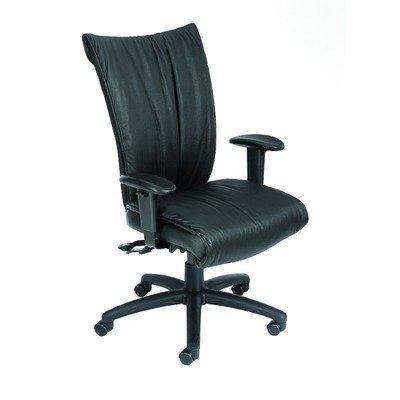 UPC 751118075014, Boss Executive Multi-Function Leatherplus High Back Chair