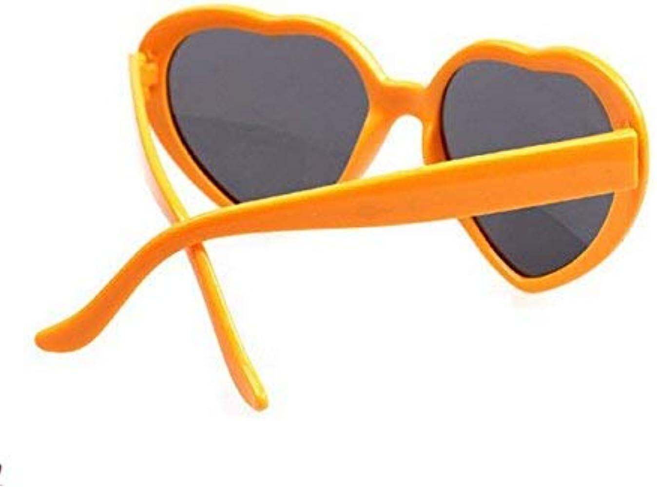 Inception Pro Infinite (naranja) gafas de sol - corazón - mujer - estilo lolita - polarized uv400: Amazon.es: Ropa y accesorios
