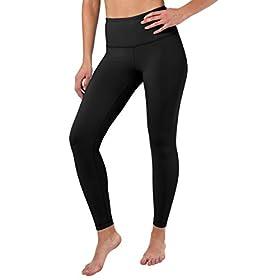 90 Degree By Reflex High Waist Squat Proof Ankle Length Interlink Leggings