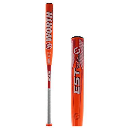Est Softball Bat Pitch Slow - Worth EST Comp 13