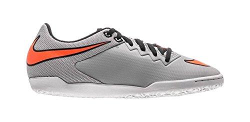 - NIKE Men's Hypervenomx Pro IC Wolf Grey/TTL Orange/White/Black Indoor Soccer Shoe 10 Men US