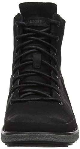 Mujer black Negro Para Merrell Botas J95104 Black Altas IZqfIza