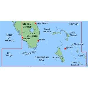 (Garmin BlueChart MUS010R Southeast Florida - 010-C0024-00 (Discontinued by)