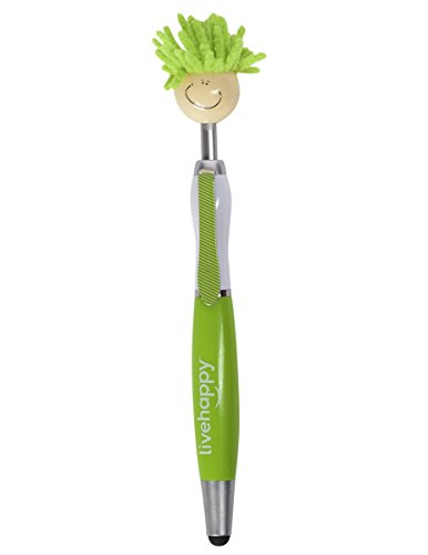 Live Happy Screen Cleaner Stylus