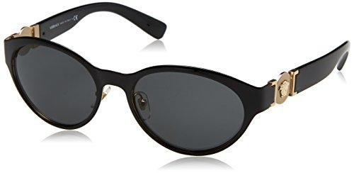 VE2179 PALE Versace BLACK GOLD Sonnenbrille vq11AzZ