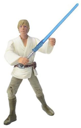 Luke Skywalker Tatooine Encounter Star Wars A New Hope 3.75""
