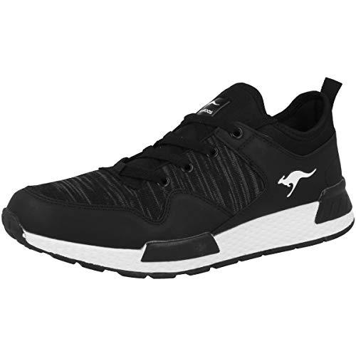 Jet 750 Schwarz Black Sneaker W KangaROOS Damen qXR0w4XU