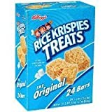 Rice Krispies Treats-Kellogg's Original Treat, 40/.78 oz. Bars