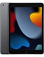 2021 Apple iPad (10.2-inch iPad Wi-Fi, 256GB) - Space Grey (9th Generation)