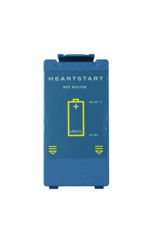 Philips HeartStart HS1 - Batería de litio para desfibrilador 2