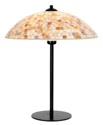 Sea shell table lamp amazon lighting sea shell table lamp aloadofball Images