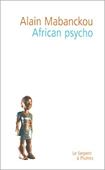 African Psycho par Mabanckou