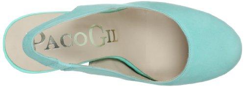 Gil Donne atollo Delle Slingback P Blau 2480 Paco BxSqAdfB