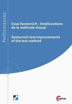 Essai Kesternich: Améliorations de la Méthode dEssai Kertenich Joëlle Pechenard