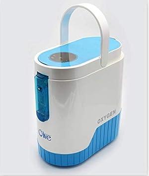 COXTOD 1-5L/min Concentrador de oxígeno ajustable portátil para ...