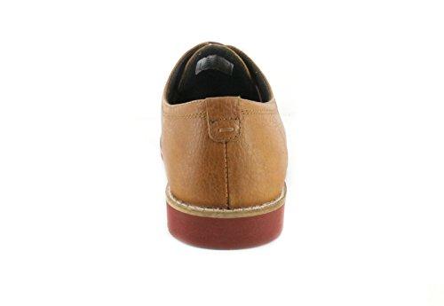 Red Tape - Zapatos de cordones de Piel para hombre rojo red