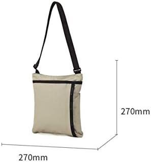Women's Shoulder Bag Tote Beige Plus Black