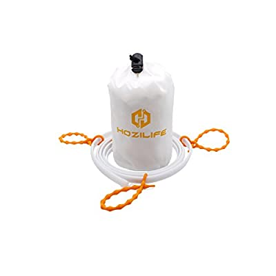 LED Rope Lights - USB String Lights LED Waterproof Strips Lantern for Camping, Hiking, Safety, Emergencies Outdoor Activities by HOZILIFE
