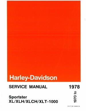 1977 Harley Davidson - 7