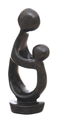 Induna Arts South Africa African Shona Art Abstract Mother & Child Sculpture